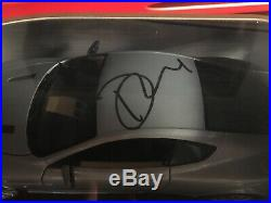 007 Daniel Craig Autographed Aston Martin Bond 1/18 Scale Ltd #22/100 Coa Card