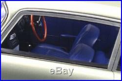 112 Scale Aston Martin DB5 in Silver Resin GT Spirit LE MIB