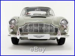 112 scale (LARGE) GT Spirit 1963 ASTON MARTIN DB5 in Silver Birch, Ltd 350 pcs