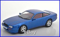 118 Cult Scale Aston Martin Virage 1988 bluemetallic