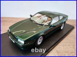 118 Cult Scale Aston Martin Virage 1988 grün Cult Models CML035-1 NEW