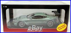 118 Scale Autoart 80503 Aston Martin Dbr9 Plain Body Version (green) (d29)