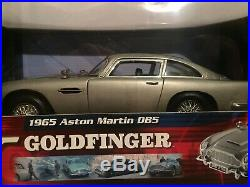 118 Scale Ertl Joyride James Bond Aston Martin DB5 Goldfinger
