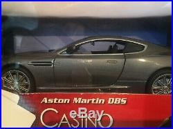 118 Scale Ertl Joyride James Bond Aston Martin DBS Casino Royale