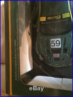 118 Scale Limited Edition DBR9 Aston Martin Racing -Le-Mans