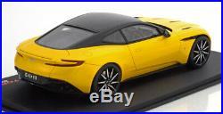118 True Scale Aston Martin DB11 2017 yellowmetallic