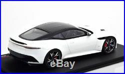 118 True Scale Aston Martin DBS Superleggera white/black