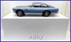 12ART 1/12 Scale Resin 12ART0108040 Aston Martin DB4 Metallic Blue