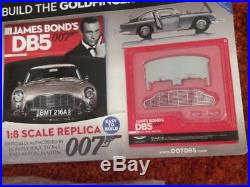 18 Scale James Bond 007 Aston Martin DB5 (Complete, Unopened) Extremely Rare