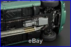 1961 Aston Martin DB4 GT Zagato Diecast Model by CMC in 118 Scale M-132