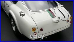 1961 Aston Martin DB4 GT Zagato No. 1 Le Mans by CMC in 118 Scale CMC139