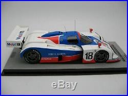 1/18 scale Tecnomodel Aston Martin AMR1 Brands Hatch 1989 TM18-137C