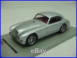 1/18 scale Tecnomodel Aston Martin DB2 Metallic silver 1950- TM18-22C