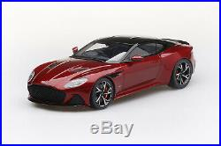 1/18 scale Top Speed Aston Martin DBS Superleggera Hyper Red