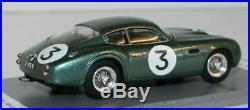 1/43 Scale Hand-Built Resin Model Aston Martin DB4GT Le Mans 1961 #3