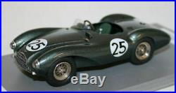 1/43 Scale Hand-Built Resin Model Aston Martin Le Mans'53 #25 Parnell / Collins