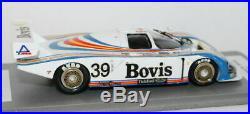 1/43 Scale Kit Built Resin Model Aston Martin Bovis Le Mans 1983 #39