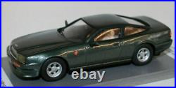 1/43 Scale Kit Built Resin Model Aston Martin Virage Early Model Coupe Green