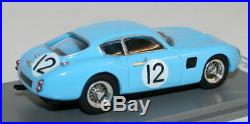 1/43 Scale Kit Built Resin Model Aston Martin Zagato Le Mans 1962 Kerguen Franc