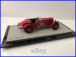 1/43 Scale White Metal Model. 1935 Aston-Martin Ulster, Le Mans