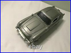 ASTON MARTIN DB5 1965 James Bond 007 GOLDFINGER Scale 1/18 JOYRIDE- Used Box