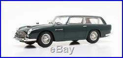 ASTON MARTIN DB5 Shooting brake Harold Radford green 1964 Resin CULT Scale 118