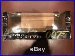 AUTO art James Bond 007 Goldeneye Aston Martin DB5 (Non-Weapon) 118 Scale
