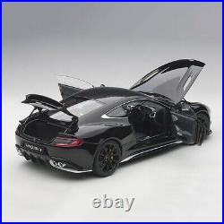 AUTOart 118 Scale Aston Martin Vanquish S Black Diecast Car Model