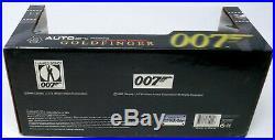 AUTOart 1/18 Scale Aston Martin DB5 James Bond 007 Goldfinger
