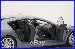 AUTOart 70218 Aston Martin Rapide, Concours Blue 118TH Scale
