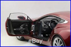 AUTOart 70245 Aston Martin One-77, Diavolo Red 118TH Scale