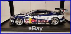 AUTOart ASTON MARTIN DBR9 #33 RED BULL WINNER OF MUGELLO 118 SCALE 80608