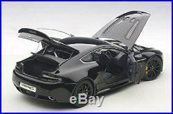 AUTOart Aston Martin V12 Vantage S 2015 Jet Black 118 Scale Diecast Car 70253