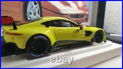 AUTOart MODELS ASTON MARTIN VANTAGE GTE LE MANS 1/18 SCALE MODEL CAR 81807