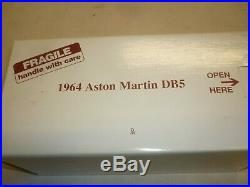 A Danbury mint scale model of a 1964 Aston Martin DB5 GT, Boxed