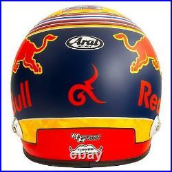 Arai Alex Albon 2020 Aston Martin Red Bull F1 Racing 12 Scale Mini Helmet