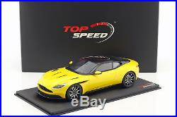 Aston Martin DB11 sunburst gelb 118 TrueScale