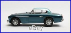Aston Martin DB2-4 MKII FHC Notchback blue 118 Cult Scale Models