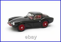 Aston Martin DB3 S (1956) in Black (143 scale by Matrix Scale Models 40108-072)