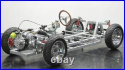 Aston Martin DB5 1/2 Scale Junior Car Gas Engine Like Go Kart Holds Adults