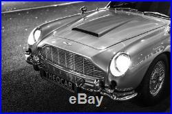 Aston Martin DB5 James Bond 007 Tribute Car Full Scale Model! 11