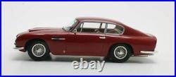 Aston Martin DB6 Maroon 1964, 118 scale Resin Cult Models