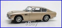 Aston Martin DB6 gold 1964 118 Cult Scale Models