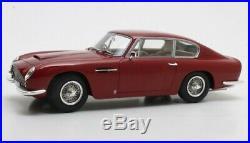Aston Martin DB6 maroon 1964 118 Cult Scale Models