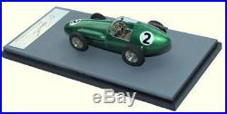 Aston Martin DBR4 DOHC Str6 #2 6th British GP 1959 Roy Salvadori 1/43 Scale