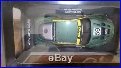 Aston Martin DBR9 118 Scale Green AUTOart Motorsport USED