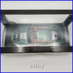 Aston Martin DBR9 #58 Racing 118 Scale Green AUTOart Motorsport, Very Nice