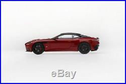 Aston Martin Dbs Superleggera Hyper Red 143 Model TRUE SCALE MINIATURES