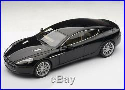 Aston Martin Rapide (2010) in Black (118 scale by AUTOart 70216)