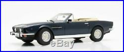 Aston Martin, V8, Volante, 1978, blue, metallic, 118 scale Resin Cult Models